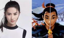 刘亦菲出演《花木兰》,为什么被群嘲?