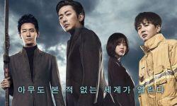 韩国奇幻大片《与神同行:罪与罚》曝光宣传海报