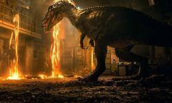 电影《侏罗纪世界2》发布幕后制作特辑