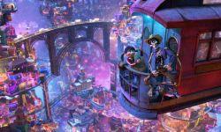 《寻梦环游记》破8亿蝉联内地周冠 《帕丁顿熊2》首周破亿