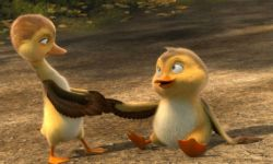 动画大电影《妈妈咪鸭》今日曝光国际版预告片