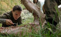 娜塔莉·波特曼《湮灭》合作亚历克斯·加兰