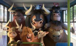好莱坞动画《公牛历险记》发布全新预告 明年1.19上映