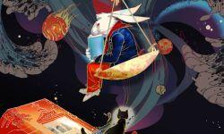 网络大电影《故事贩卖机》正式开机并曝光首款概念海报