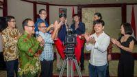 甘肃影企出品电影《爱在零维度》在印度尼西亚开拍
