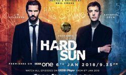 BBC与Hulu合拍罪案剧《烈阳》