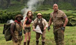 《勇敢者游戏》登顶全球票房榜首 《星战8》在英国最卖座