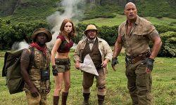 《勇敢者游戏:决战丛林》连续第三周占据北美票房榜首