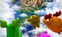 尼克儿童频道买下国产动画《无敌鹿战队》海外独播权