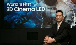 全球首创!三星3D LED电影屏打造沉浸式观影体验