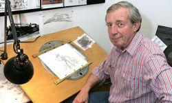 皮克斯资深动画设计师巴德·乐凯去世