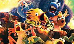 """法国人气3D动画电影《虎皮萌企鹅》发布""""反派欢乐""""预告"""