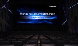 创新影院模式 三星LED电影屏升级的不止视觉