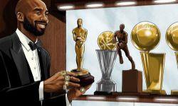 科比动画短片《亲爱的篮球》赢得90届奥斯卡!