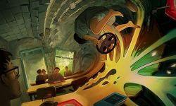 Amazon预订动画剧集《未了之事》