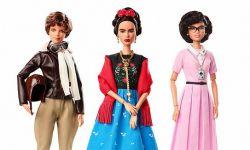 芭比娃娃制造商发布17个杰出女性原型限量新人物 包括中国演员关晓彤