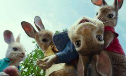电影《比得兔》影院热映 票房破亿发特别版MV