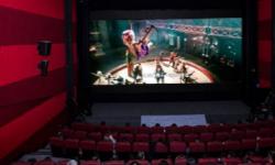 《马戏之王》到《妈妈咪鸭》 三星LED电影屏让人们重新认识影院