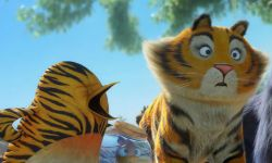 动画电影《虎皮萌企鹅》正式公布终极海报和预告片