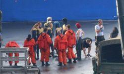 电影《X战警:黑凤凰》片场照变种人齐聚 魔形女红发惹眼