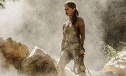 《古墓丽影:源起之战》洛杉矶举行首映礼 3.16登陆内地
