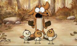 《大坏狐狸的故事》曝推广曲MV 万晓利幽默献唱《狐狸》