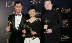 第12届亚洲电影大奖《芳华》获最佳 古天乐首获影帝