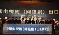 中国电视剧(网络剧)出口联盟亮相香港国际影视展