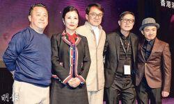 成龙担任香港演艺人内地发展协进会会长