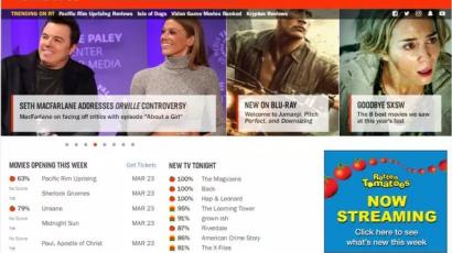 好莱坞与烂番茄相爱相杀,评分网站到底能否影响票房?