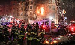 诺顿电影《布鲁克林孤儿》片场发生火灾