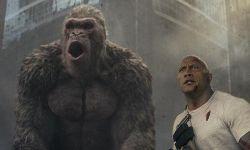 """《狂暴巨兽》:""""巨石""""强森又将与三头基因突变的怪兽大战一场"""