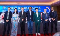 """第八届北京国际电影节""""天坛奖"""" 国际评委会亮相"""