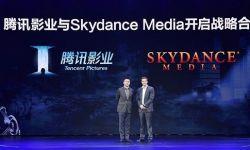腾讯影业将与Skydance Media合作卡梅隆新版《终结者》第一部