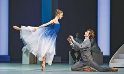 莫斯科芭蕾舞剧《罗密欧与朱丽叶》等影像系列落户上海