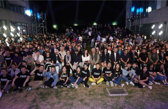 第12届FIRST青年电影展发布会大咖云集  七月西宁继续撒野