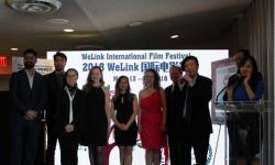 第二届WeLink国际电影节闭幕典礼暨颁奖仪式纽约联合国总部举行