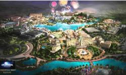 北京环球影城主题公园预算增加一倍至65亿美元