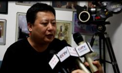 《暗夜良人》制片人王凯接受央视媒体专访