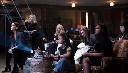 今年好莱坞夏季档还是女性的天下《瞒天过海》是最大赢家