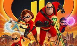 动画电影《超人总动员2》刷新北美最佳开画纪录