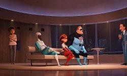 动画电影《超人总动员2》首周全球票房高达2.31亿美元