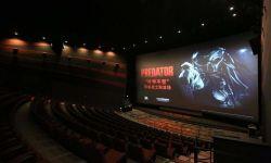 科幻动作电影《铁血战士》在上海电影节首映  秋季全球公映