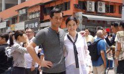冯志强执导古天乐主演电影《犯罪现场》在香港开机