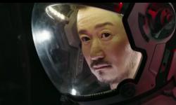 吴京主演冒险科幻电影《流浪地球》贴片预告曝光