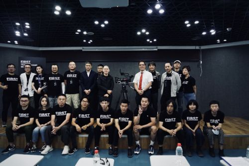 2018FIRST训练营大合照