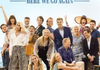 《妈妈咪呀2:再次出发》在伦敦首映  将于本周五北美上映
