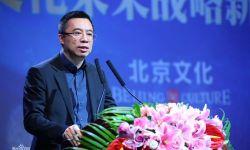 北京文化董事长宋歌:一个电影圈外来者的投资人
