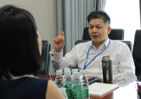 """万达电影总裁曾茂军:""""要做影视全球第一""""是王健林定的目标"""