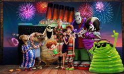 索尼出品动画电影《精灵旅社3:疯狂假期》定档8月17日